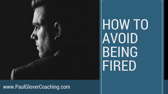 how to avoid being fired